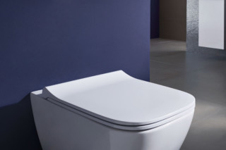 Smyle产品广场WC座位by  Geberit