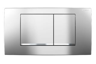 Flush plate Twinline30  by  Geberit