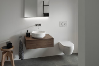 VariForm washbasin tables  by  Geberit