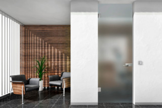 Glass doors  by  ComTür