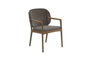 Kay dining chair  by  Gloster Furniture