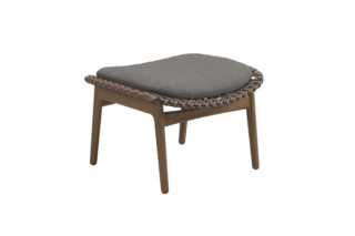 Kay ottoman  by  Gloster Furniture