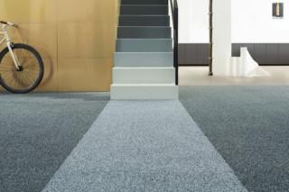 Gracce 1100 carpet tile  by  OBJECT CARPET
