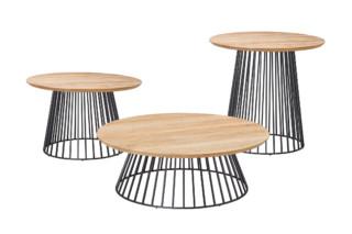 Grid side table  by  solpuri