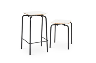Grip NxT stool  by  Martela