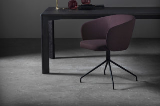 Huma swive chair   by  Expormim