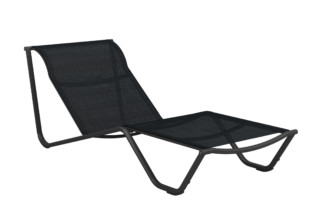 Helio fixed back lounger   by  Gloster Furniture