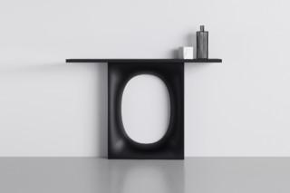 Holo console  by  Kristalia