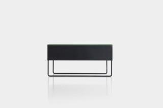 Holo coffee table  by  Kristalia