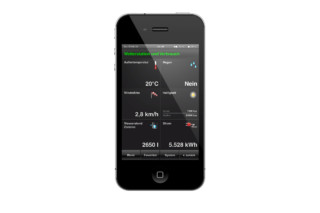 HomeServer Apps  von  Gira