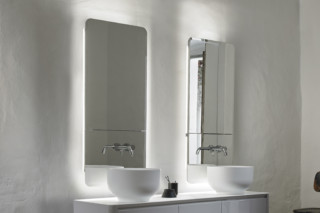ORIGIN dressing mirror recessed  by  Inbani