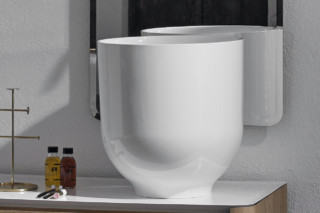 ORIGIN countertop washbasin high  by  Inbani