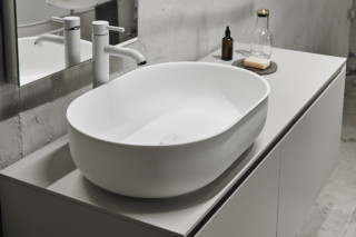 PRIME top mounted washbasin  by  Inbani