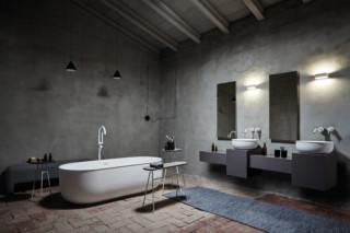 STRATO bathroom furniture set 1  by  Inbani