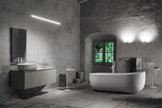 STRATO bathroom furniture set 2  by  Inbani