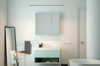 STRATO bathroom furniture set 4  by  Inbani