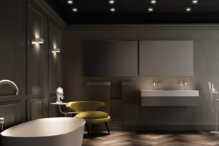 STRATO bathroom furniture set 5  by  Inbani