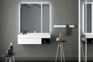 STRATO bathroom furniture set 6  by  Inbani