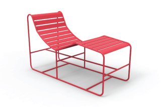Inspire Lounger  by  Fermob