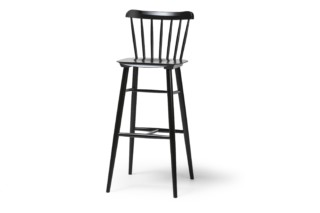 Ironica bar stool  by  TON