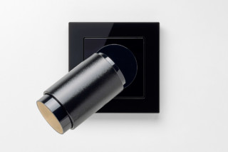 A Creation LED Spotlight black  by  JUNG