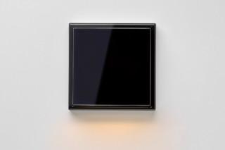 LS 990 LED-Fluter schwarz  von  JUNG