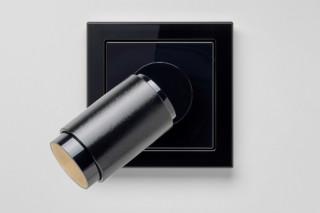 LS Design LED-Strahler schwarz  von  JUNG