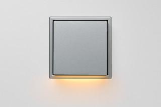 LS Zero LED-Fluter Aluminium  von  JUNG