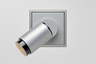 LS Zero LED-Strahler Aluminium  von  JUNG