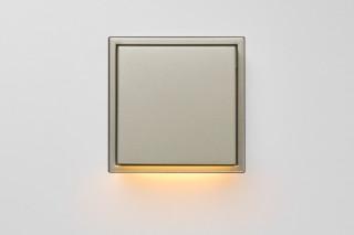 LS Zero LED-Fluter Edelstahl  von  JUNG