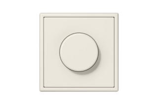 LS 990 Drehdimmer in weiß  von  JUNG