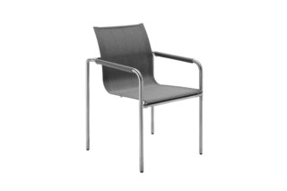 Jardin stacking chair  by  solpuri