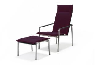 Jazz deck chair  by  solpuri