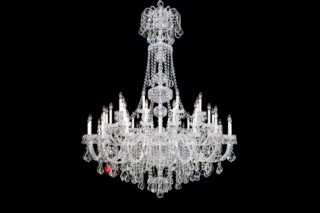 OLDE WORLD chandelier  by  Swarovski Lighting