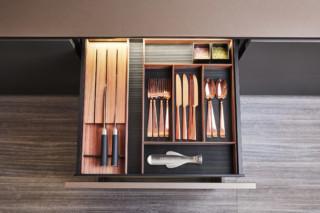 Walnut Drawers Accessories  by  Dada