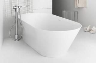 Kartell by Laufen bath tub free-standing  by  Laufen