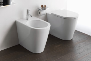 Kartell by Laufen floor-standing toilet rimless  by  Laufen
