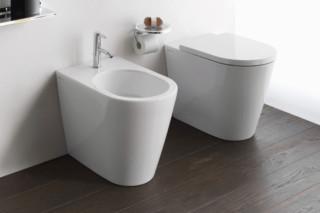 Kartell by Laufen Stand-WC spülrandfrei  von  Laufen