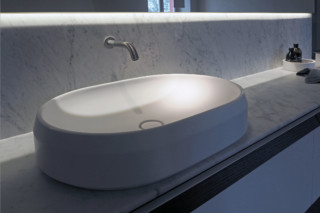 Lariana over countertop washbasin  by  agape