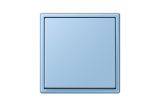 LS 990 in Les Couleurs® Le Corbusier Switch in The lucent sky blue  by  JUNG