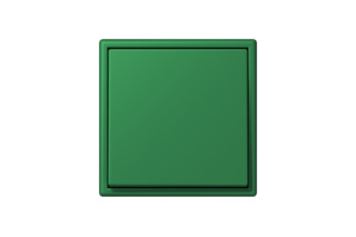 LS 990 in Les Couleurs® Le Corbusier Switch in The rich brillinat green  by  JUNG