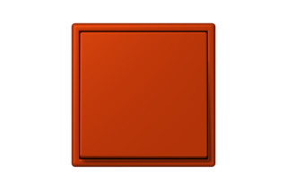 LS 990 in Les Couleurs® Le Corbusier Schalter in Das zinnoberrot  von  JUNG