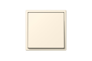 LS 990 in Les Couleurs® Le Corbusier Switch in The ivory white  by  JUNG