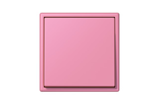 LS 990 in Les Couleurs® Le Corbusier Switch in The luminous pink  by  JUNG