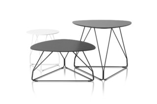 Polygon Wire Table  by  Herman Miller