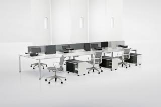 Sense Desking  von  Herman Miller