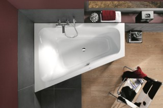 Badewanne trapez Loop & Friends  von  Villeroy & Boch Bad & Wellness