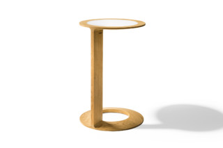 loup side table  by  TEAM 7