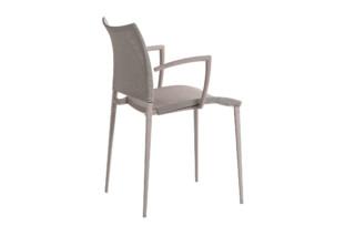 Sand Air Stuhl mit Armlehnen  von  Desalto