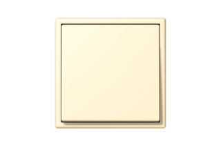 LS 990 in Les Couleurs® Le Corbusier Switch in The cream white  by  JUNG